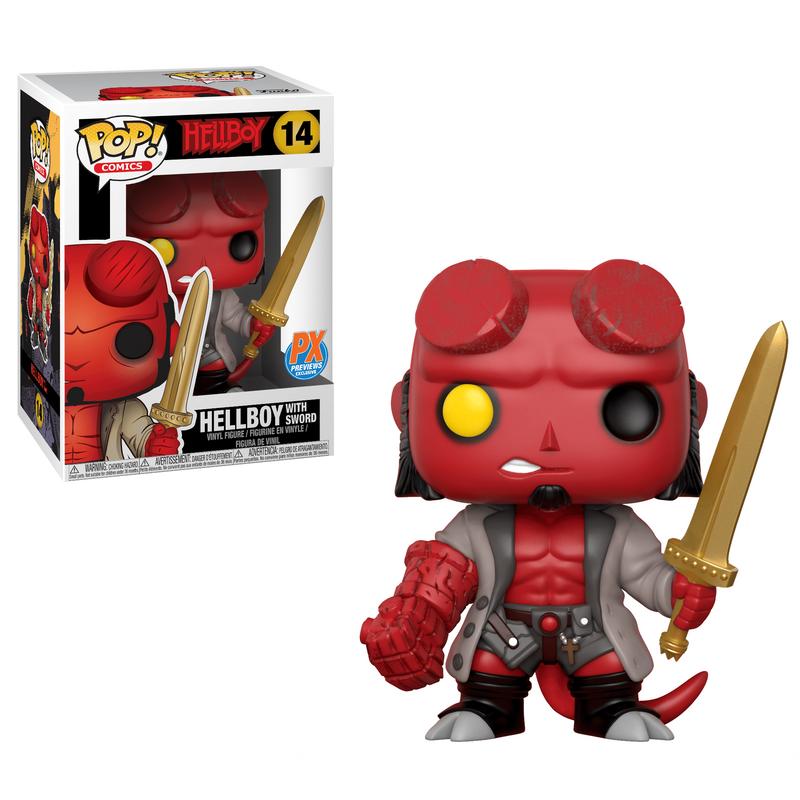 Hellboy (Sword)