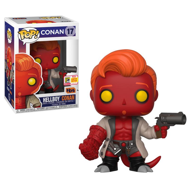 Hellboy Conan