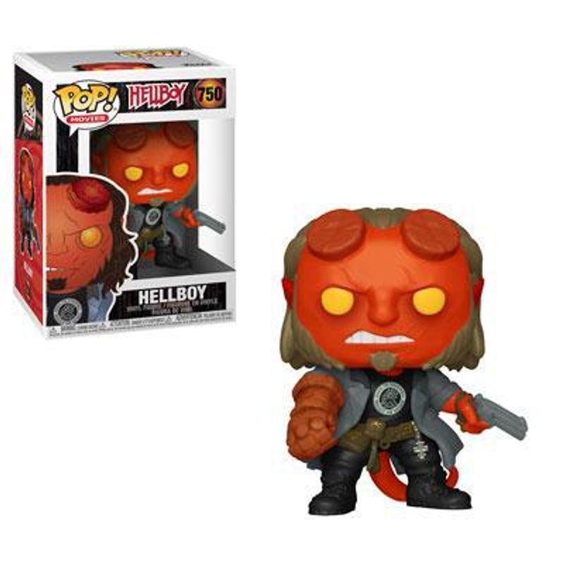 Hellboy (BPRD Tee)