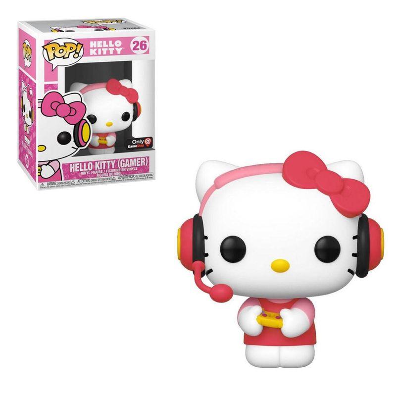 Hello Kitty (Gamer)