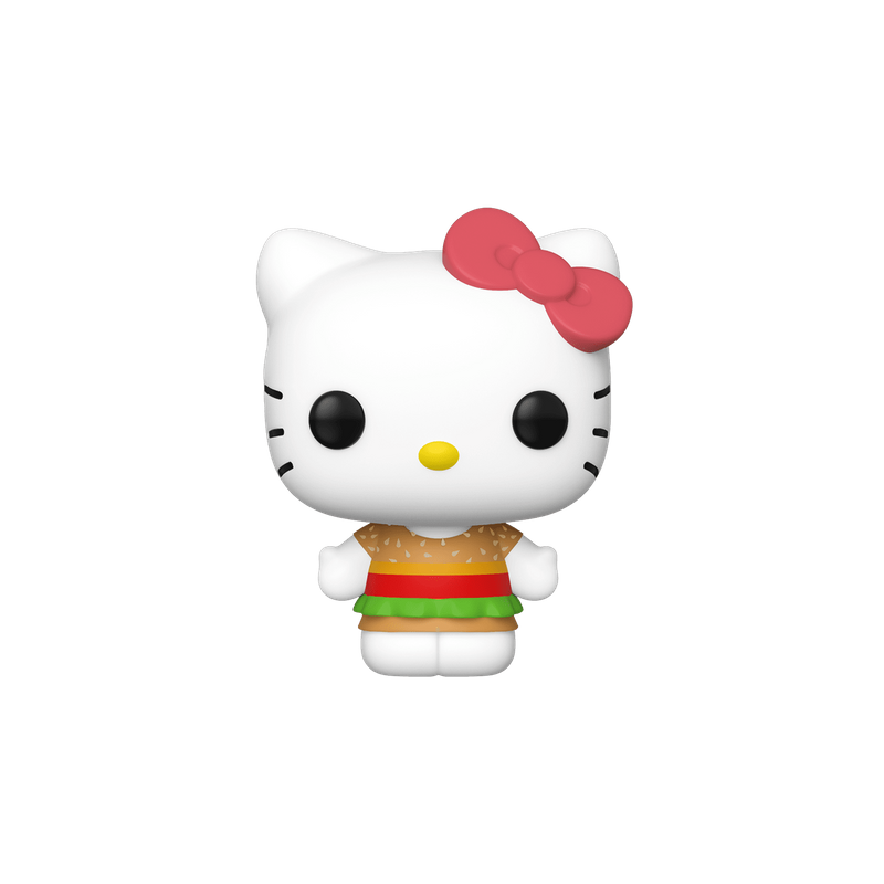 Hello Kitty (Kawaii Burger Shop)