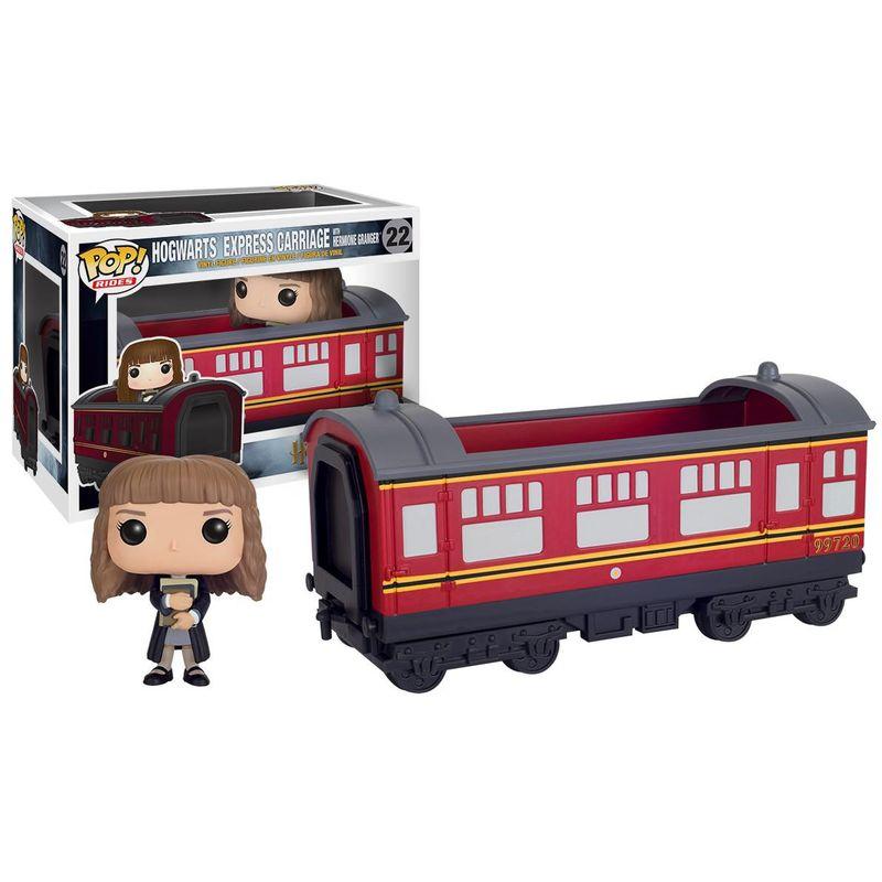 Hogwarts Express Carriage (w/Hermione Granger)