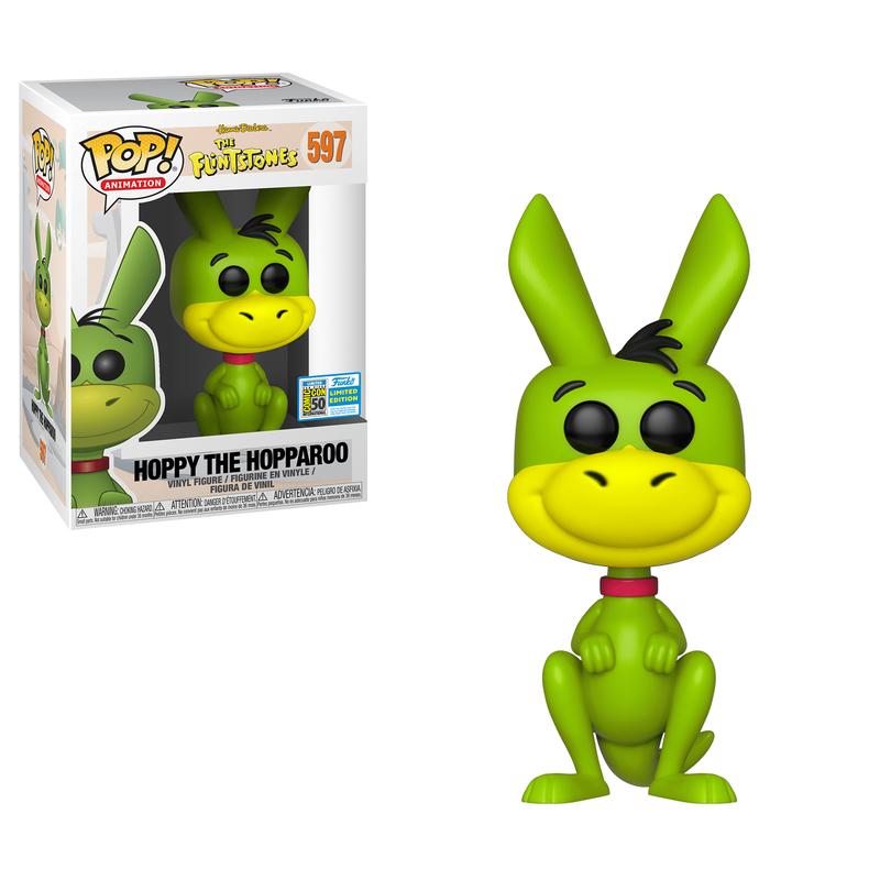 Hoppy the Hopparoo [SDCC]