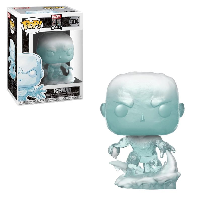 Iceman (First Appearance)