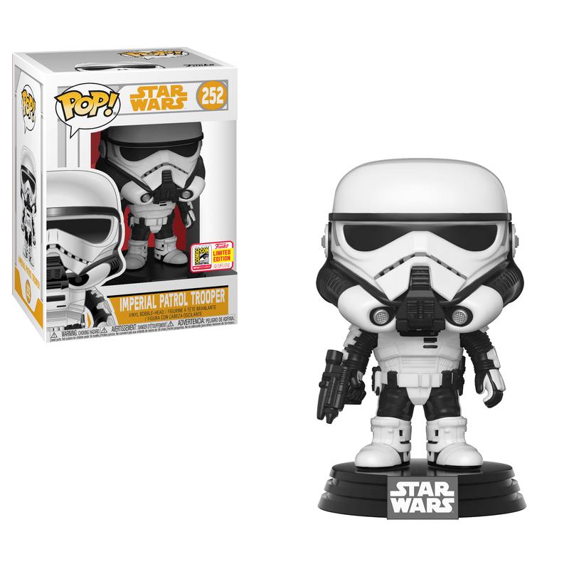 Imperial Patrol Trooper [SDCC]