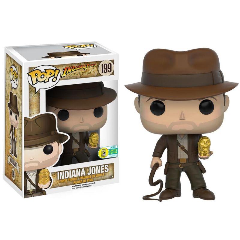 Indiana Jones (w/ Idol)