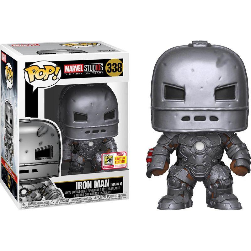 Iron Man (Mark 1) [SDCC]