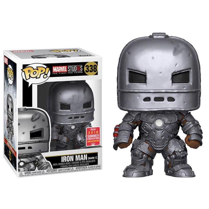 Iron Man (Mark 1) [Summer Convention]
