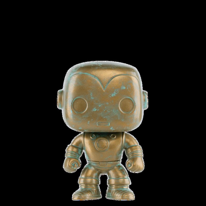 Iron Man (Patina)