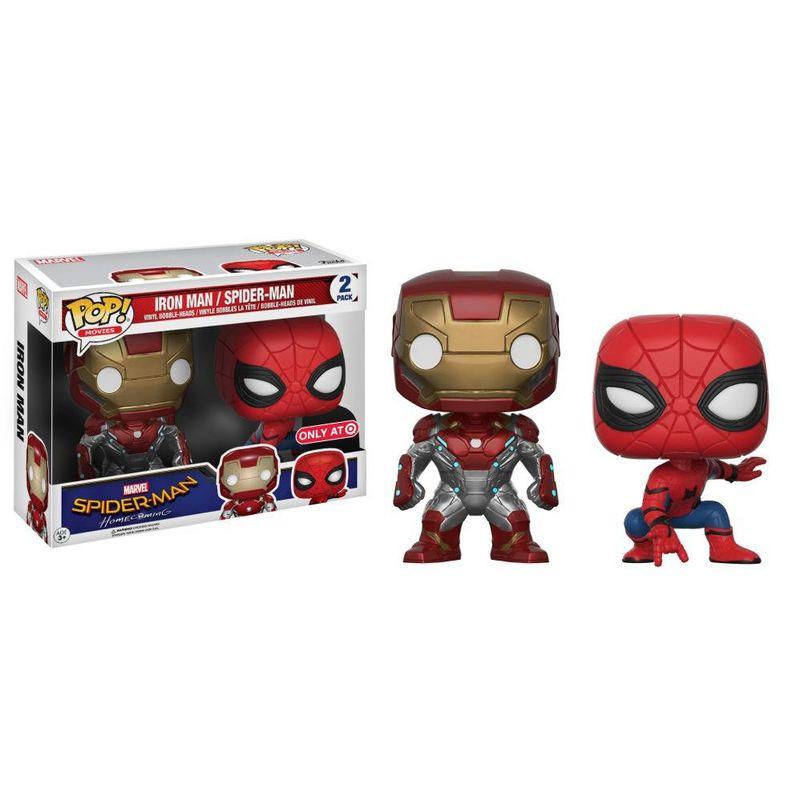 Iron Man & Spider-Man (Homecoming) (2-Pack)