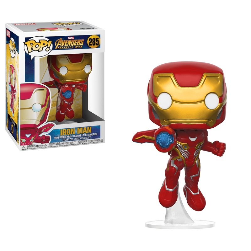 Iron Man (Infinity War)