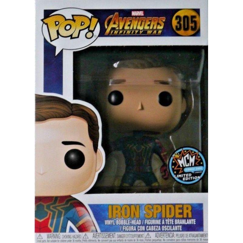 Iron Spider (Infinity War) (Unmasked) [MCM]