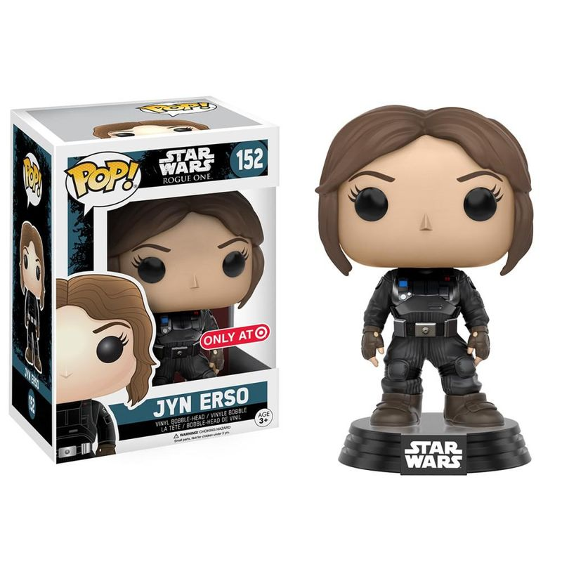 Jyn Erso (Imperial Disguise)