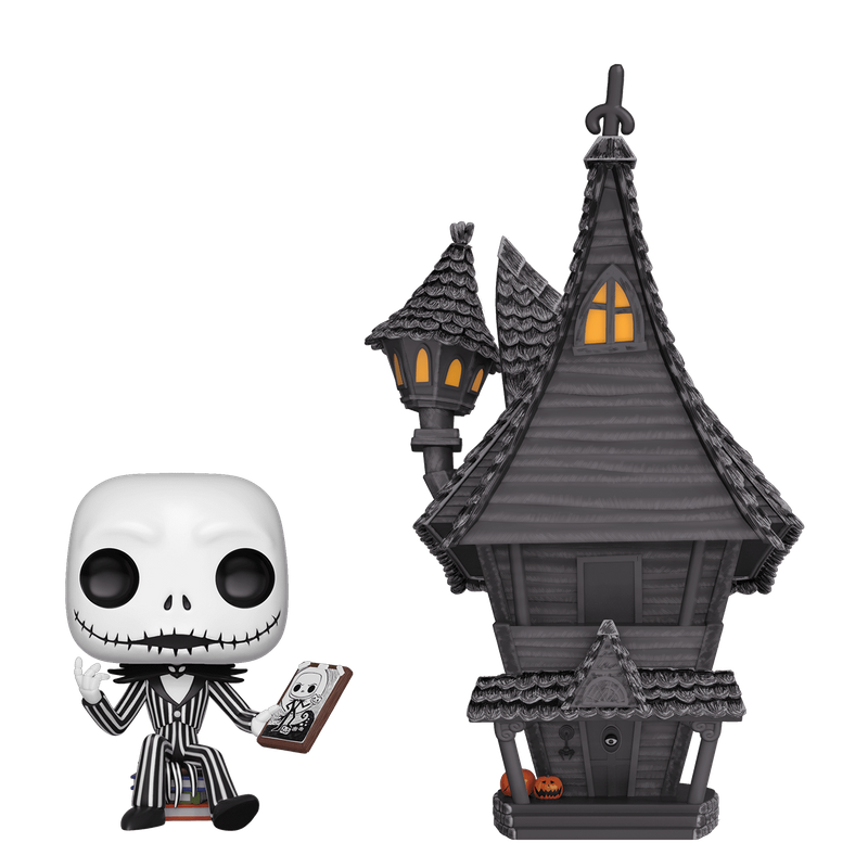 Jack Skellington & Jack's House