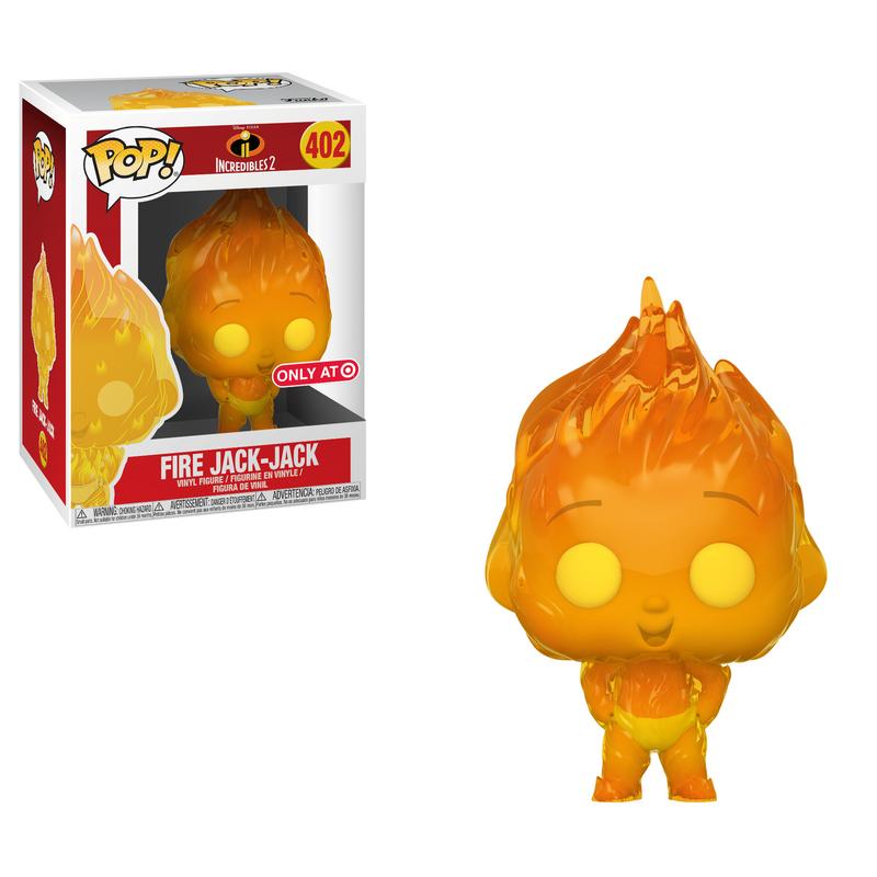 Fire Jack-Jack
