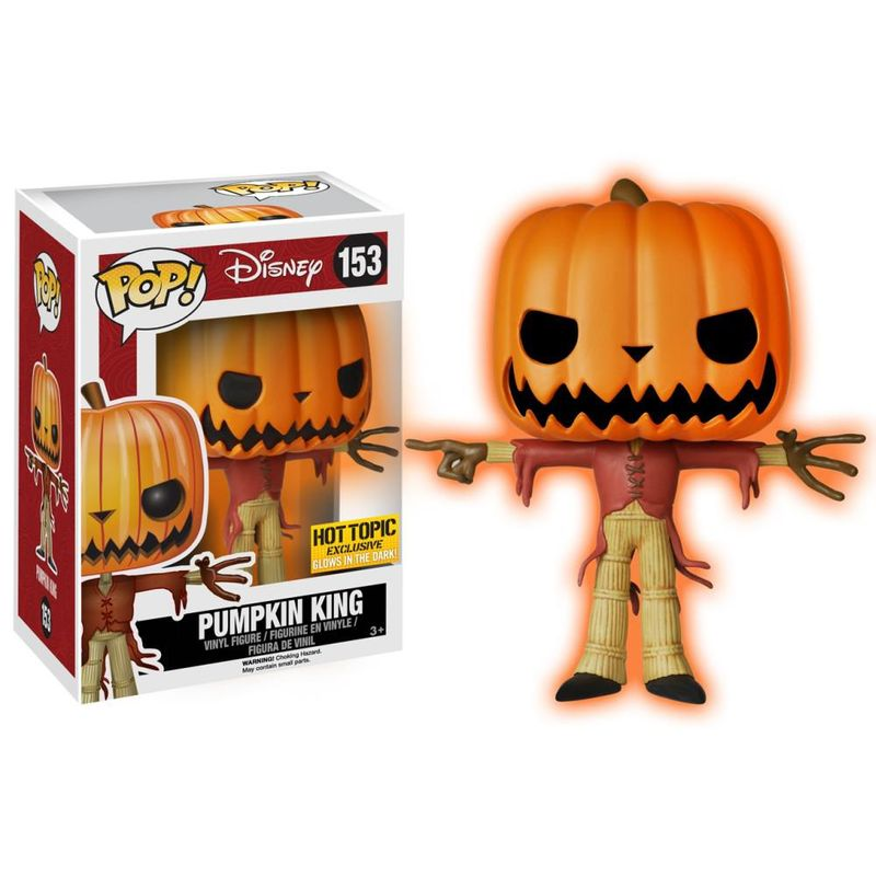 Pumpkin King (Glow In The Dark)