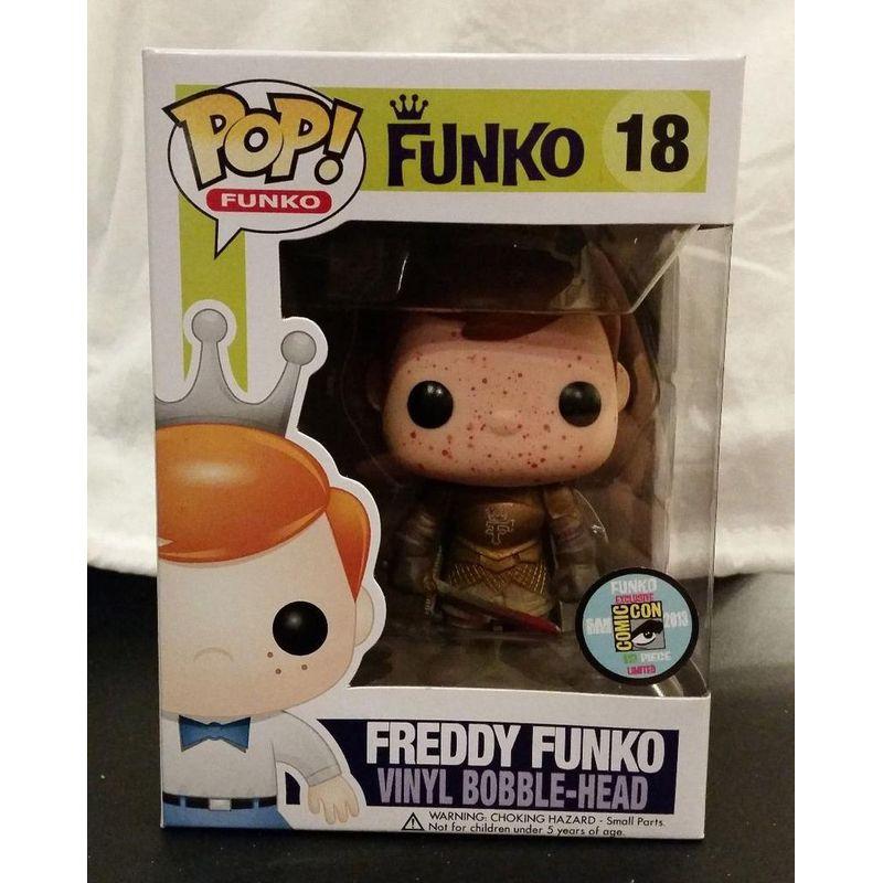 Jaime Lannister (Bloody) (Freddy Funko)