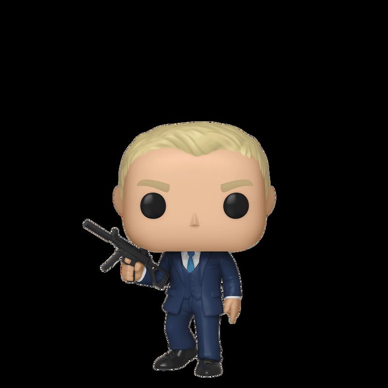James Bond (Quantum of Solace)