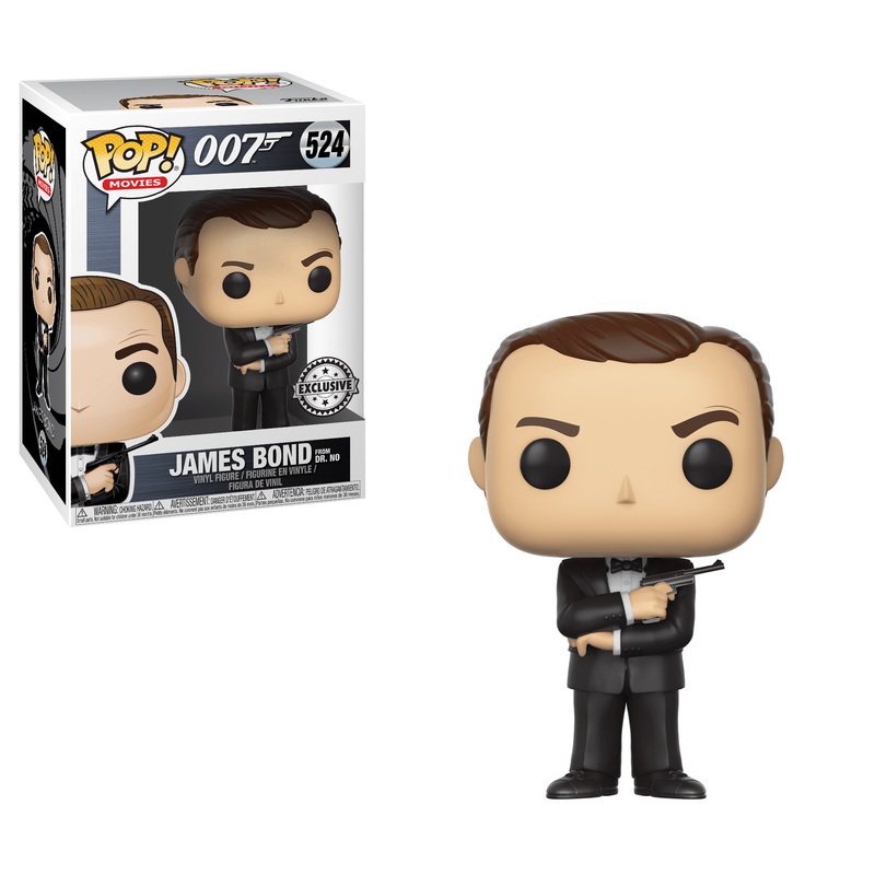 James Bond (From Dr. No)