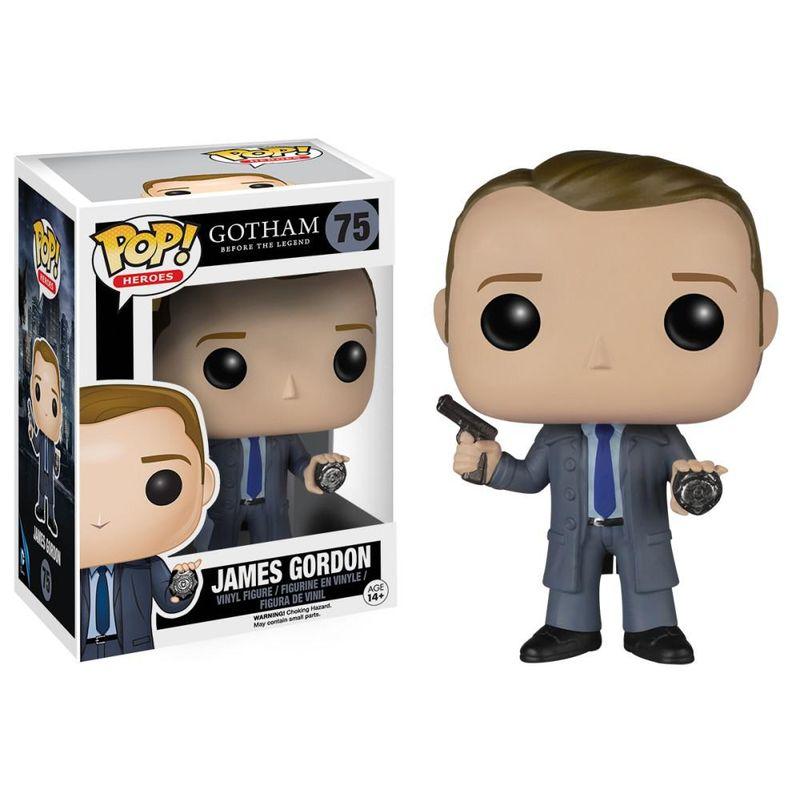James (Jim) Gordon (Gotham)