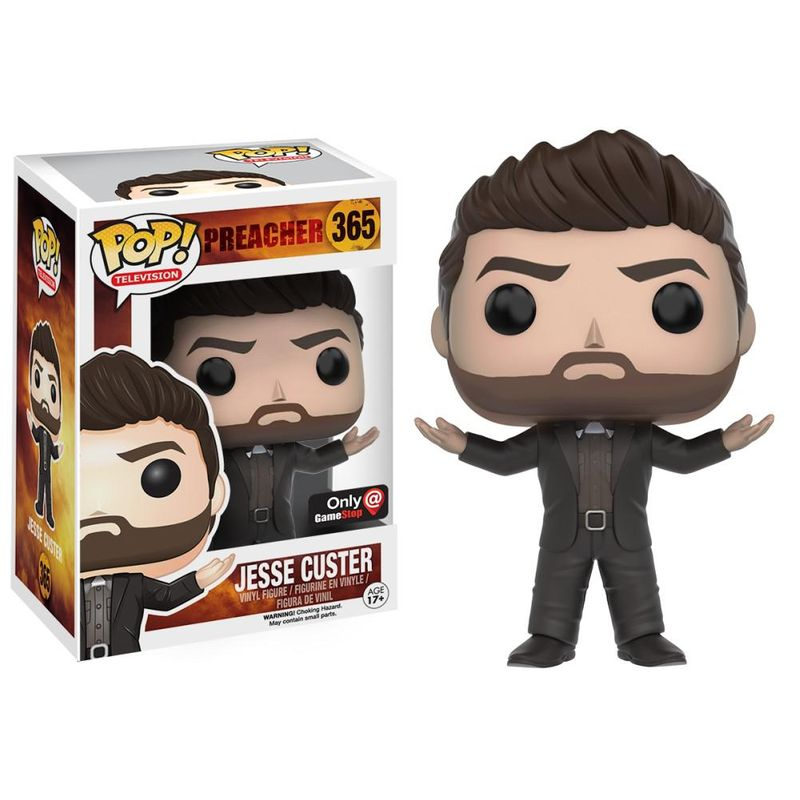Jesse Custer (Arms Out)