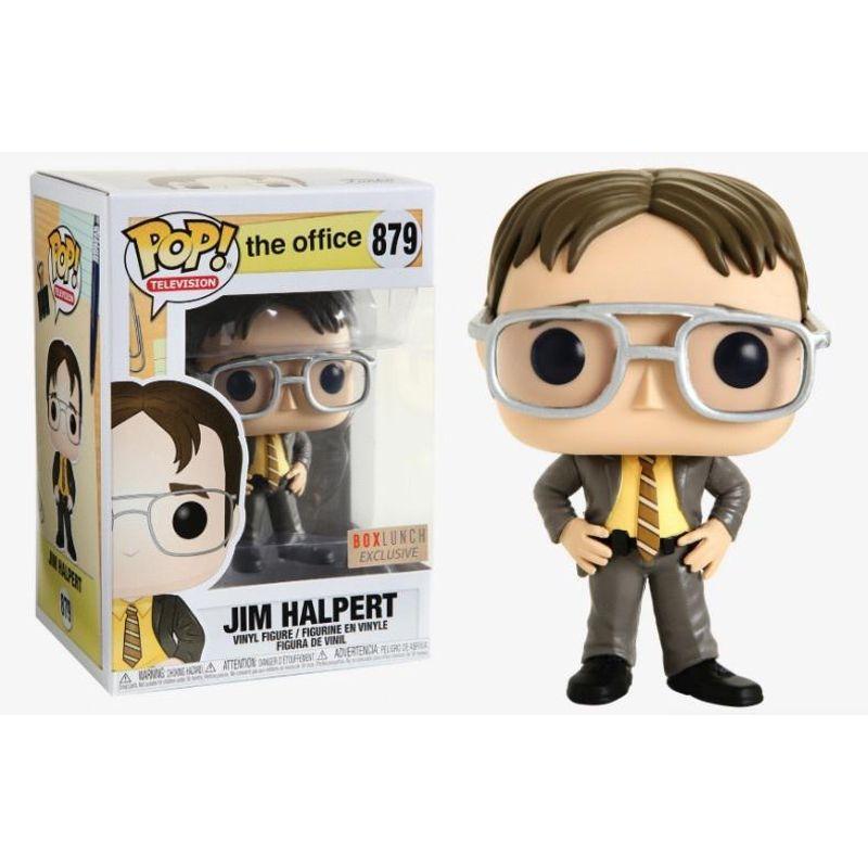 Jim Halpert (as Dwight)