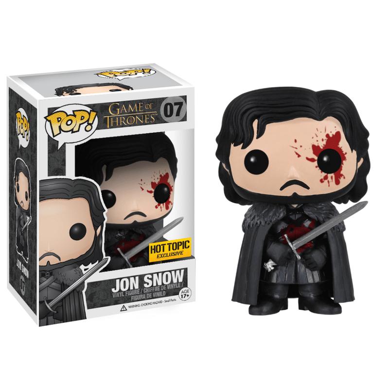 Jon Snow (Bloody)