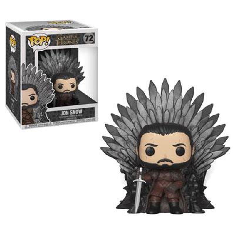 Jon Snow (Iron Throne)