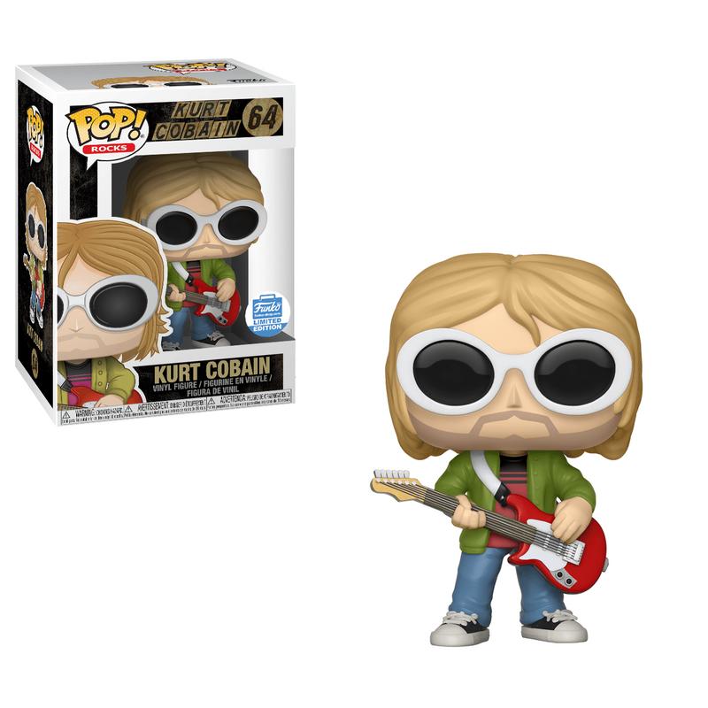Kurt Cobain (Sunglasses)