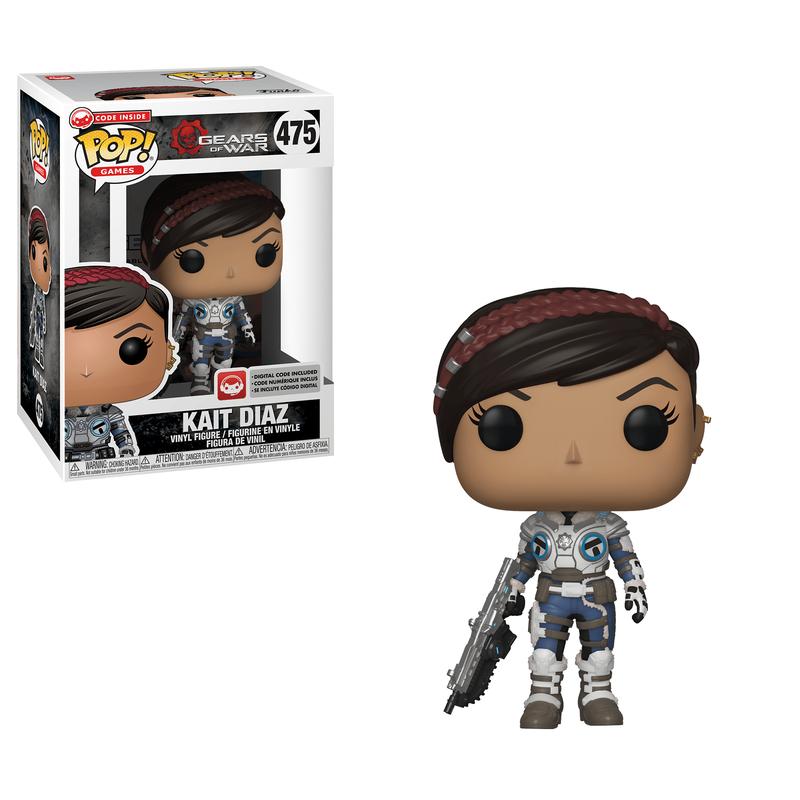 Kait Diaz (Gears Pop!)