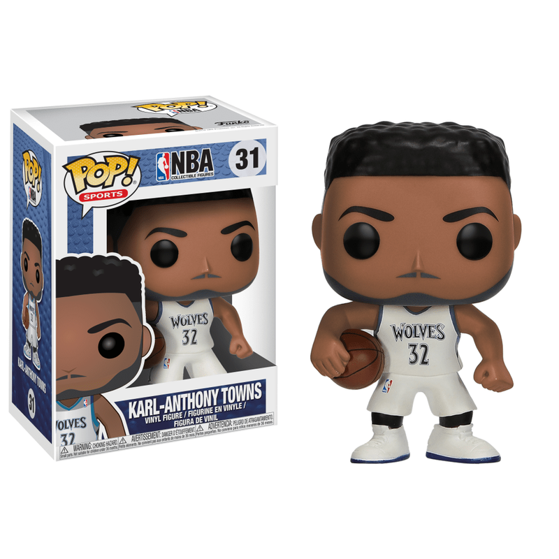 Karl-Anthony Towns (Home Jersey)