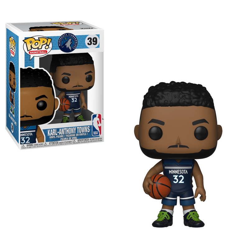 Karl-Anthony Towns (Away Jersey)