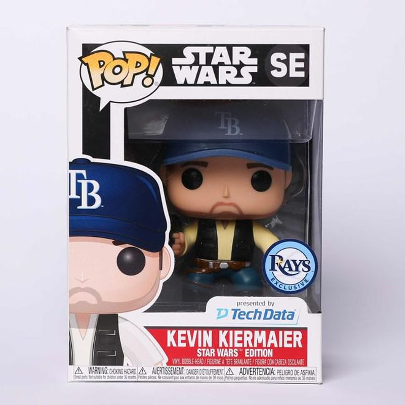 Kevin Kiermaier (Star Wars Edition)