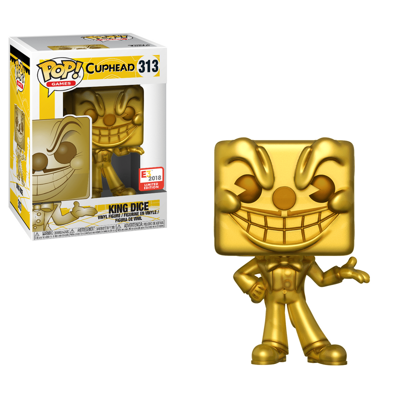 King Dice (Gold)