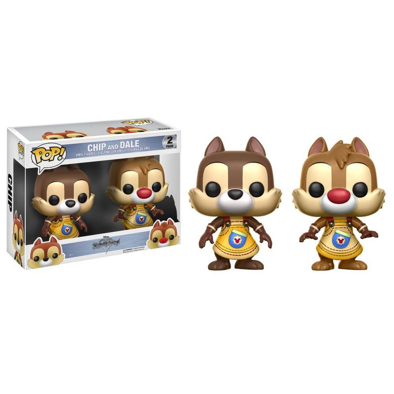 Chip and Dale (2-Pack)