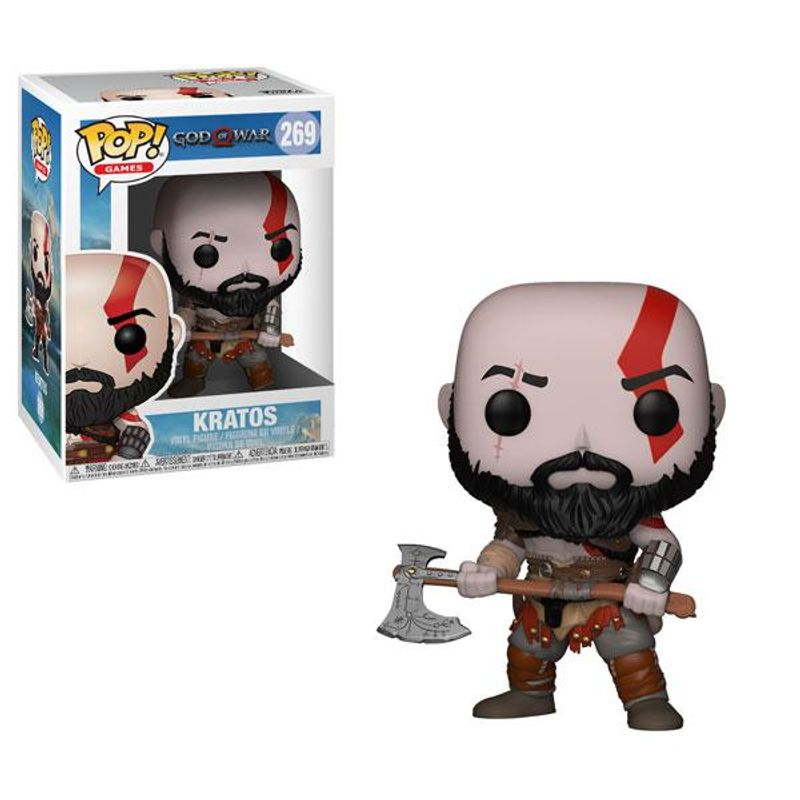 Kratos (Axe)