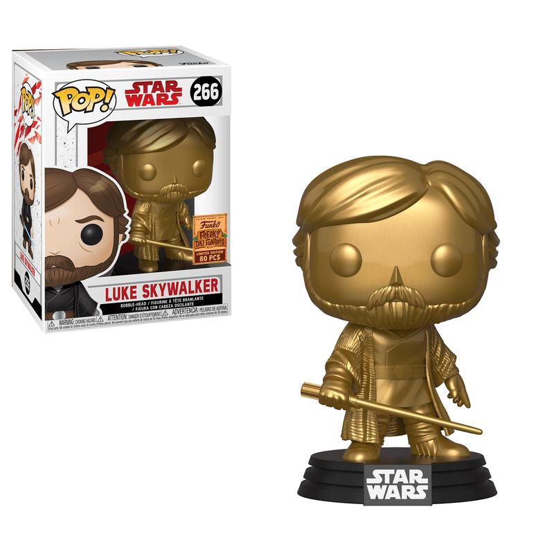 Luke Skywalker (Final Battle) (Gold)