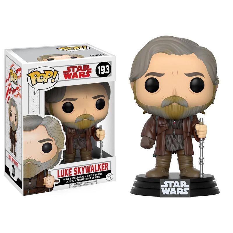 Luke Skywalker (The Last Jedi)