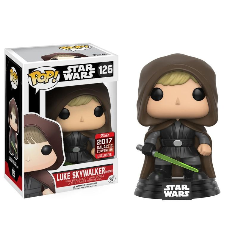 Luke Skywalker (Hood) [Galactic Convention]