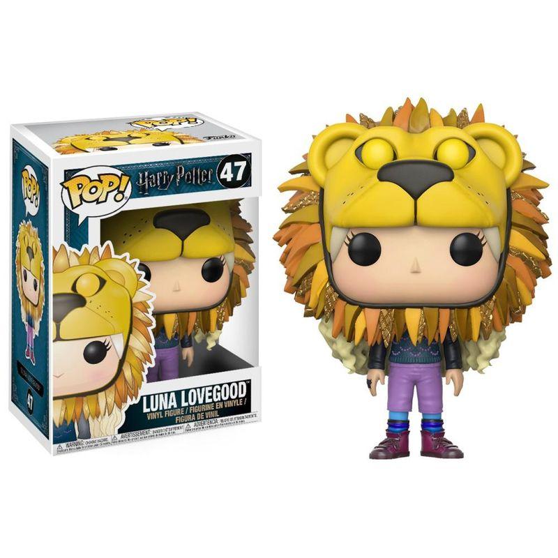 Luna Lovegood (Lion Hat)
