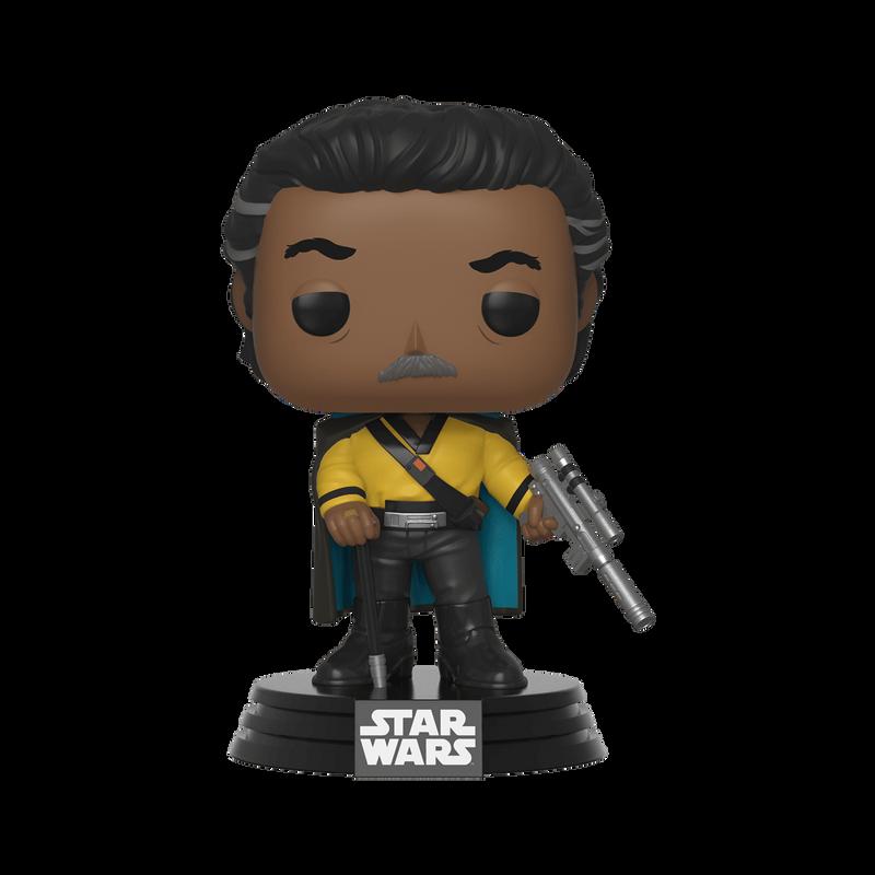 Lando Calrissian (Rise of Skywalker)