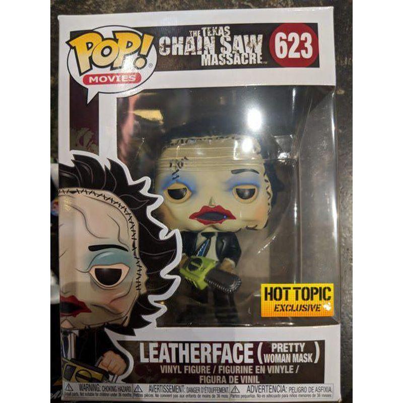 Leatherface (Pretty Woman Mask)