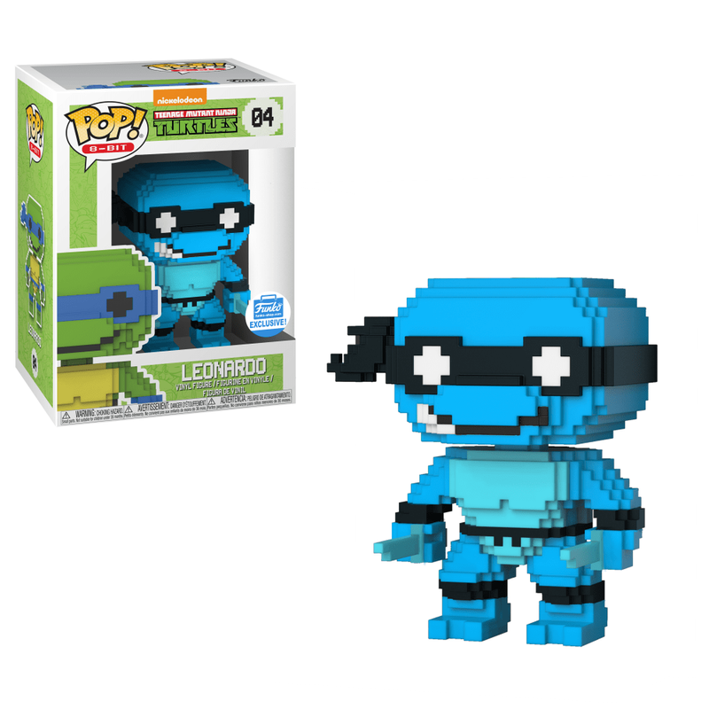 Leonardo (Neon Blue)