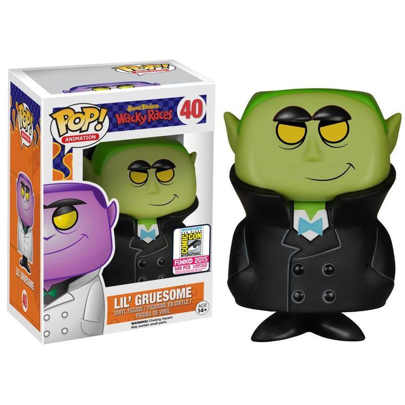 Lil' Gruesome (Green)