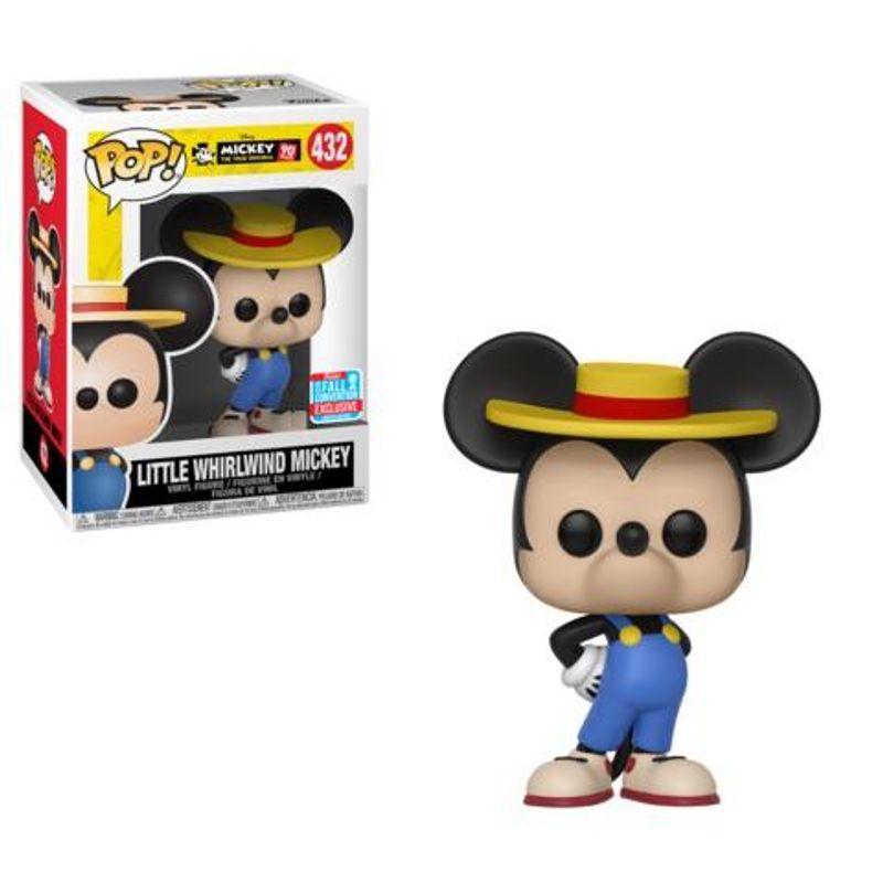 Little Whirlwind Mickey [Fall Convention]