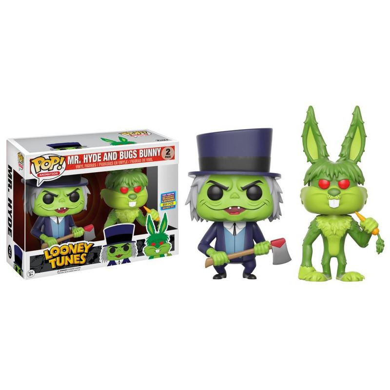 Mr. Hyde & Bugs Bunny (2-Pack)