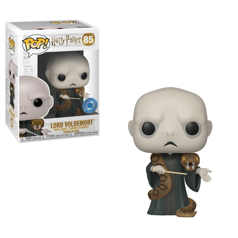 Lord Voldemort (with Nagini)