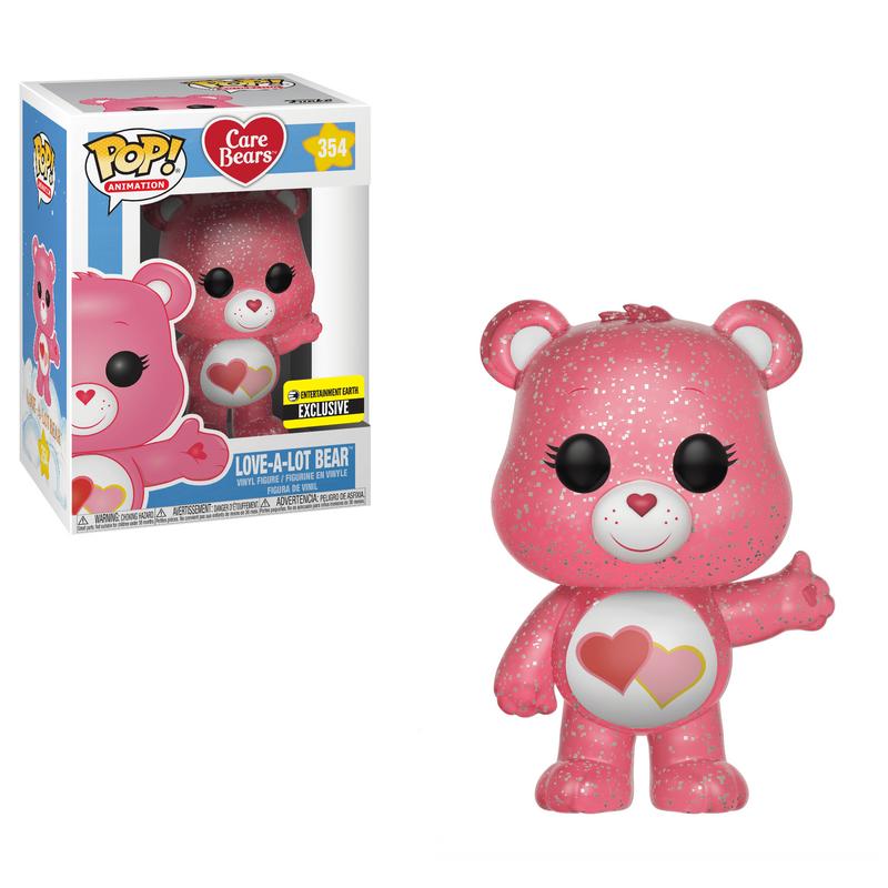Love-A-Lot Bear (Glitter)