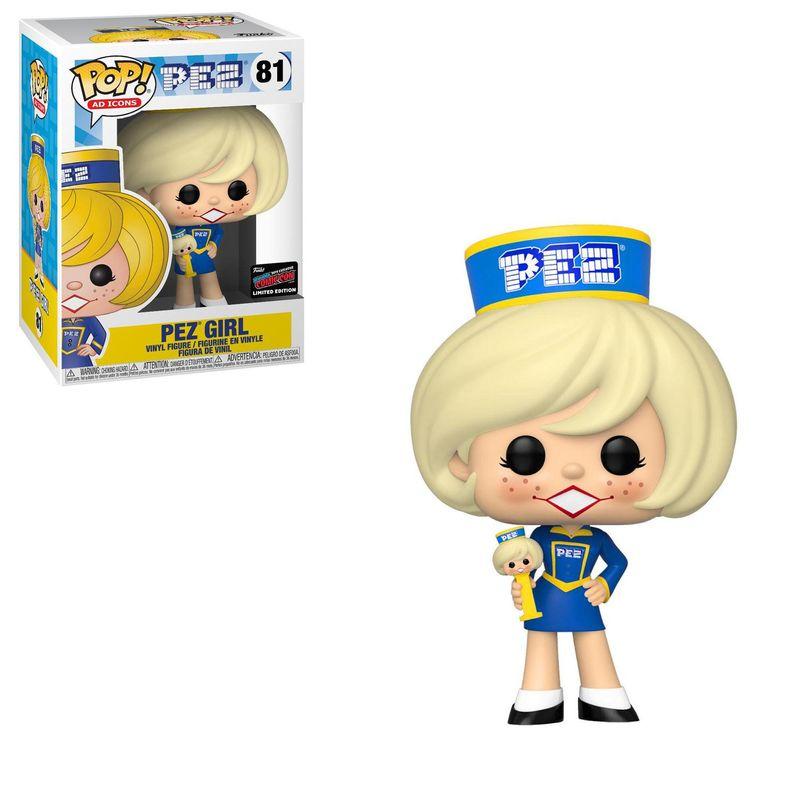 PEZ Girl (Blonde) [NYCC]