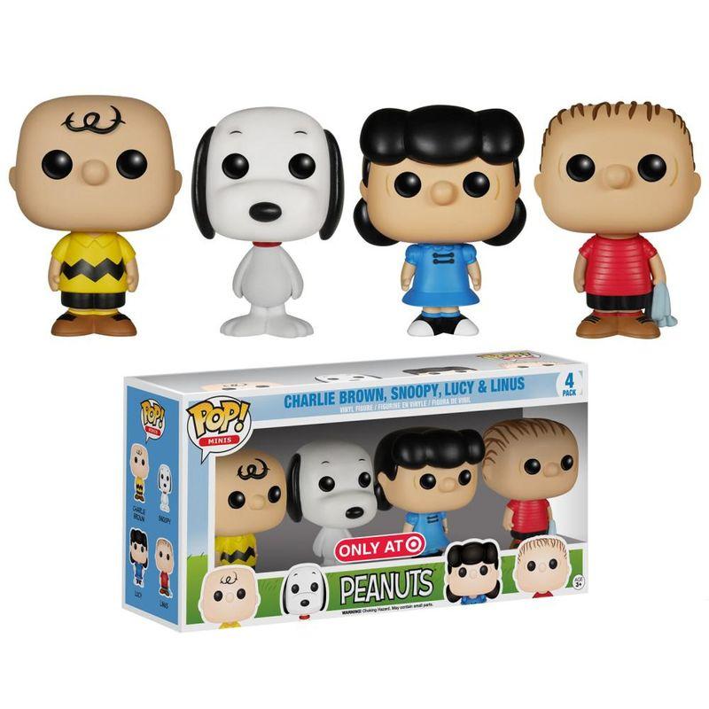 Peanuts (Charlie Brown, Snoopy, Lucy, & Linus)